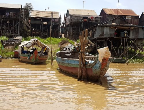 Living Along Tonlé Sap Lake: Stepping Back in Time