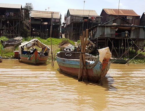 Living Along Tonlé Sap Lake: Stepping Back in Time