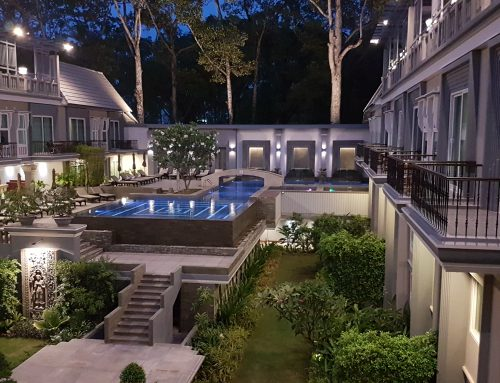 Luxury and Tranquility in Siem Reap, Cambodia
