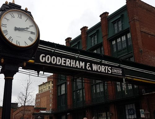 FIVE WAYS TO SPEND THE DAY WITH FRIENDS AT TORONTO'S DISTILLERY DISTRICT